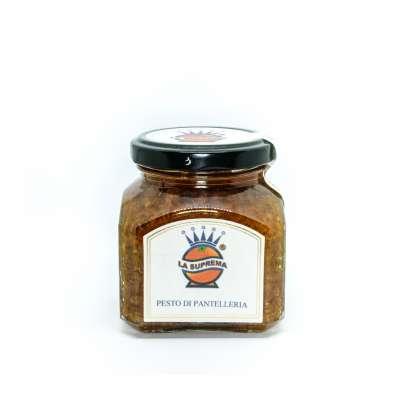 Pesto di Pantelleria